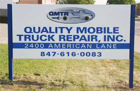 Quality Mobile Truck Repair